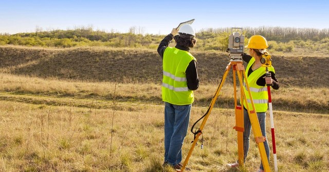 геодезическо заснемане геодезически услуги